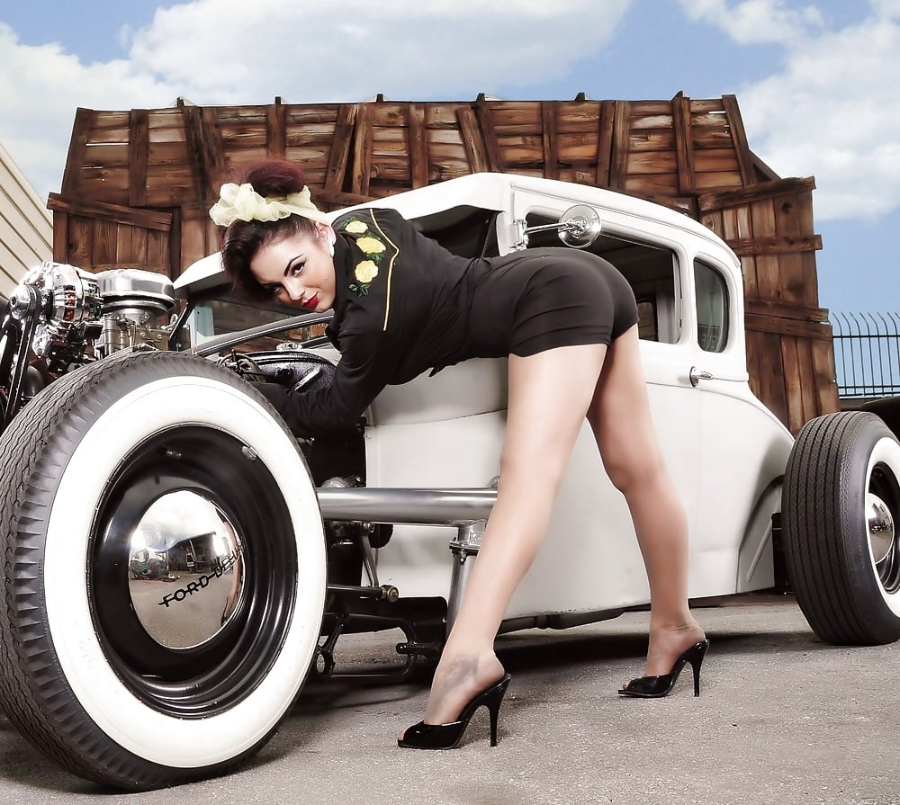 Lisa rat rod nude pin up girls tits xxx